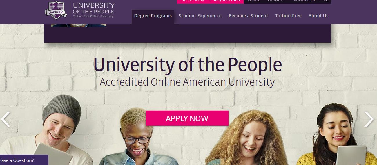 Uopeopleというオンライン大学